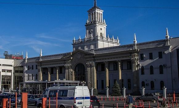 ЖД Вокзал ЖД вокзал Краснодар-1